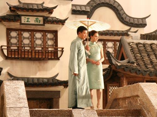 隆力奇音乐电影《江南之恋》8月8日正式开机 - 吴垠 - wu.yinlimitless 的博客