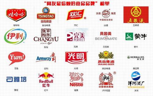 """诚信 自律 发展 共赢""""为主题的2013(第四届)中国食品安全高层图片"""