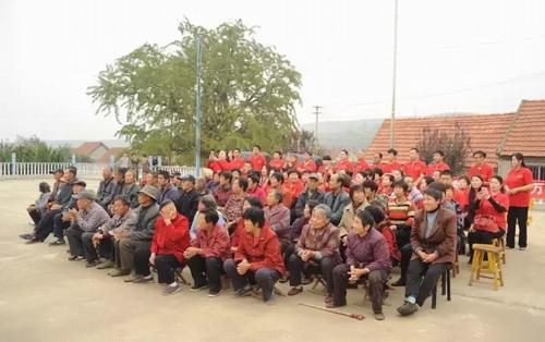 罗麦启明公益万里行山东威海举行捐赠仪式