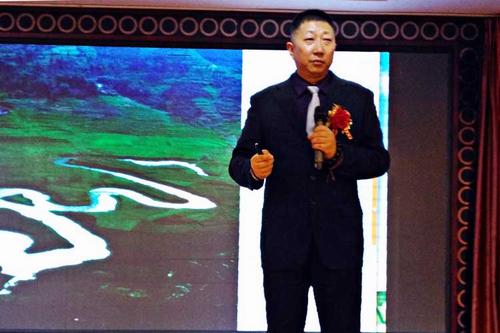 完美河南分公司召开三门峡地区双机推广活动