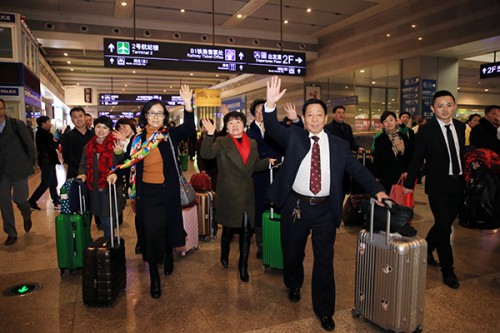 为梦团聚 新时代2016年会上海站即将开启