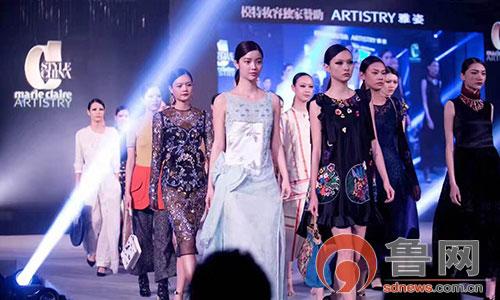 安利雅姿冠名赞助2016嘉人中国风超级盛典