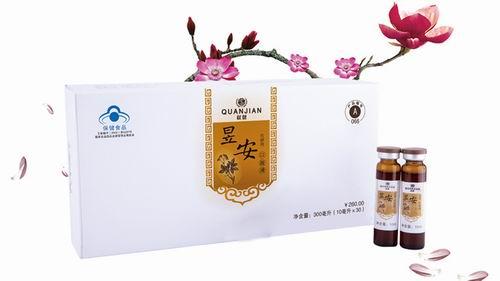 安神助眠健康关爱 权健公司昱安口服液起售