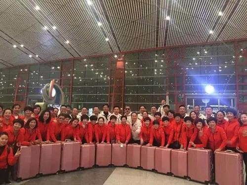 康婷·阳光旗舰系统迪拜峰会海外游正式开启