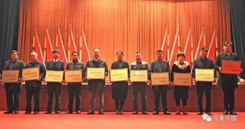 扬州完美获2016纳税特别贡献奖等多项殊荣