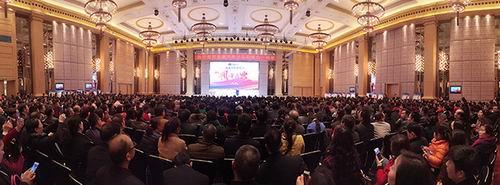 共赢未来 安惠河南分公司举行成立一周年庆典