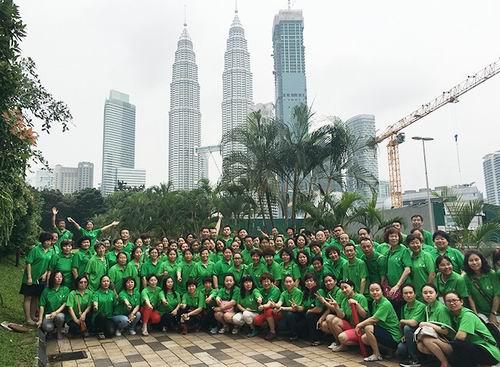 安惠江海系统天成团队开展旅游研讨交流活动
