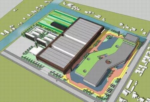 隆力奇10万平米4.0智能化工厂即将落地广州