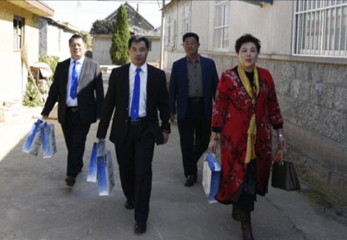 践行儒家文化倡导大爱无疆 海之圣公益在行动