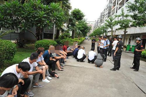 广西今年查处传销案1000余件 遣返3万多人