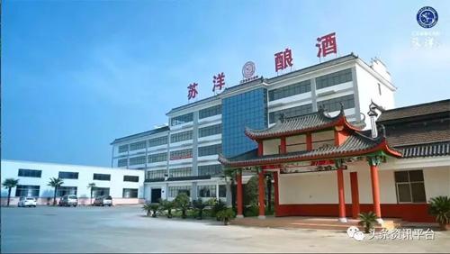 曝料:江苏省苏洋酿酒有限公司涉水直销