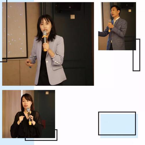 绿之韵健康科技承办口腔用品协会会议